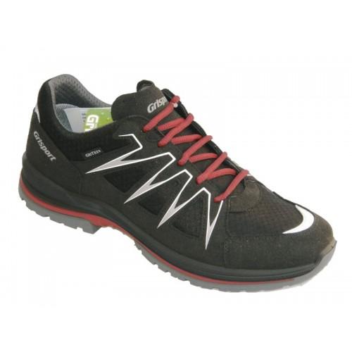 a8ba2d12bf26 Ανδρικά Παπούτσια Πεζοπορίας Gritex 13901L62G 19 Leather Suede Black