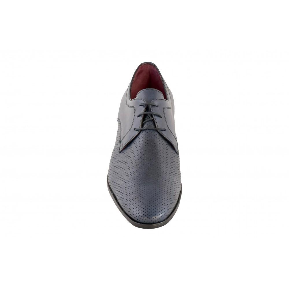 7ee382aa699 Damiani 232 Leather Blue Ανδρικά Παπούτσια Damiani 232 Leather Blue Ανδρικά  Παπούτσια ...
