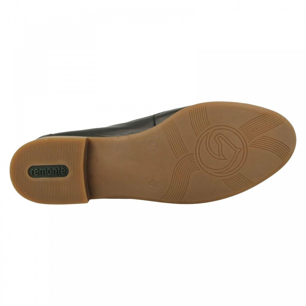 3fc3dddffb5b ... Γυναικεία Slip-On Παπούτσια Remonte R2800-14 Leather Blue Γυναικεία  Παπούτσια ...