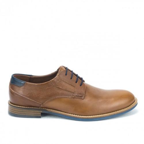 Ανδρικά Δετά Casual Σκαρπίνια Antonio 35 Leather Tampa Ανδρικά Παπούτσια