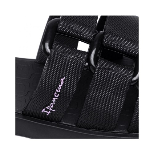 Γυναικείες Χαμηλές Παντόφλες Ipanema 780-21349-29 Bold Fem Vegan Black