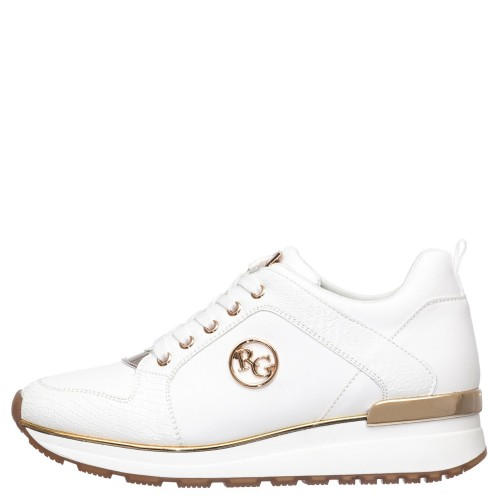 Γυναικεία Sneakers Renato Garini 710 19R K 20 Eco Leather White Snake