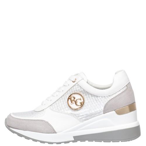 Γυναικεία Sneakers Renato Garini 929 19R K 20 EX9929 Eco Leather Eco Suede White