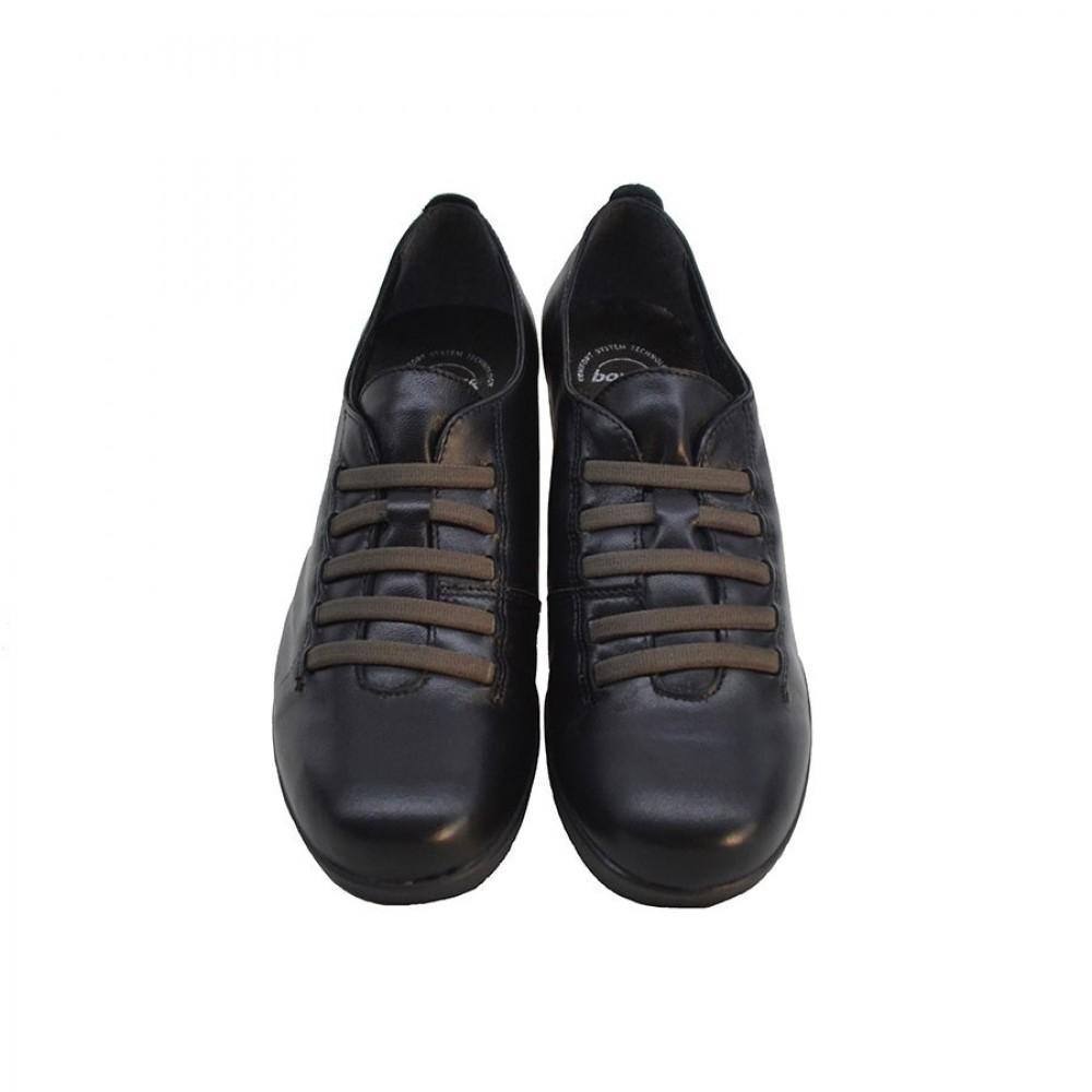 e4188a4b05 BOXER 52737 Leather Black Γυναικεία Παπούτσια BOXER 52737 Leather Black Γυναικεία  Παπούτσια ...
