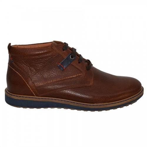 Damiani 530 Leather Koniac Ανδρικά Παπούτσια c5dda2635fc