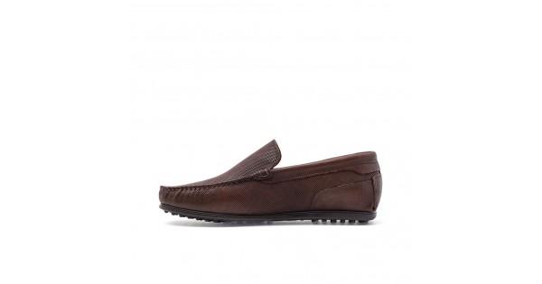 bdcf7bada50 Ανδρικά Μοκασίνια Loafers Damiani 855 Leather Tampa