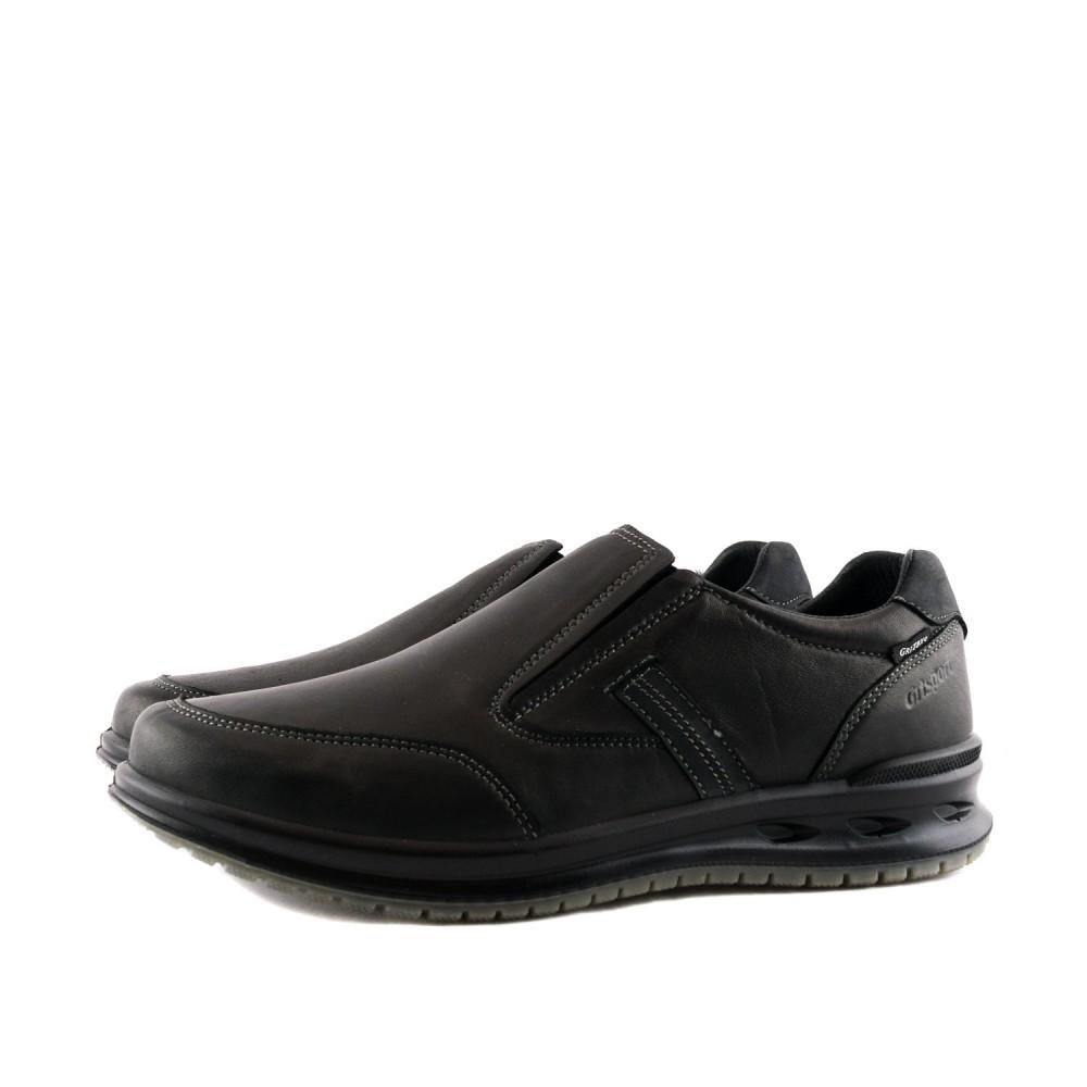 ... Ανδρικά Μοκασίνια Casual Grisport 43021 A3G Leather Black Ανδρικά  Παπούτσια ... 6c0da927f64
