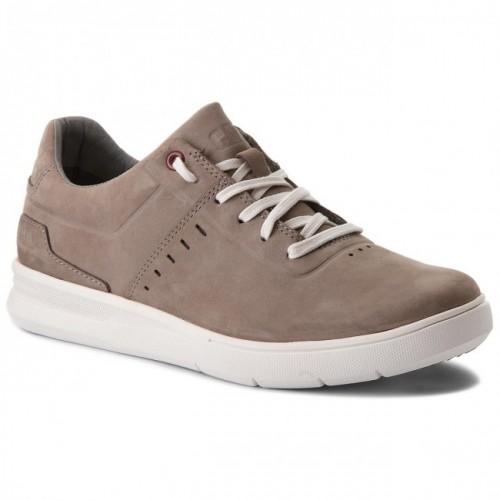 Ανδρικά Δετά Casual Sneakers Cat P722378 Leather Nubuck Cloud Burst Ανδρικά  Παπούτσια 034fa46281d