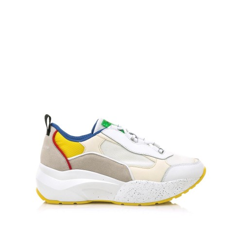 cf232496e47 Γυναικεία Sneakers Sixtyseven 79816 Leather White Γυναικεία Παπούτσια