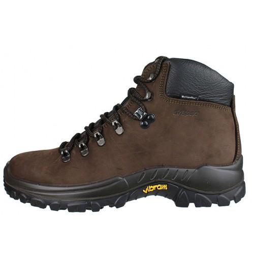 55381aa07c94 Ανδρικά Μποτάκια Ορειβασίας Grisport 10353N74Y Leather Nabuk Brown Νέες  Παραλαβές