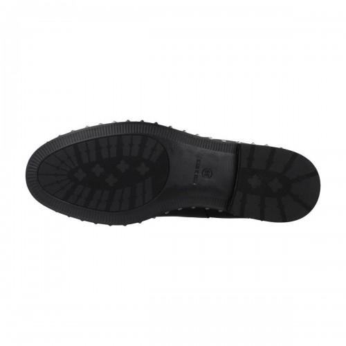 Γυναικεία Μποτάκια Alpe 4339 20 05 Leather Black Νέες Παραλαβές