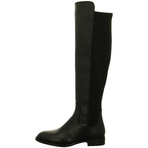 Γυναικείες Μπότες Alpe 4310 20 05 Leather Black