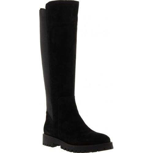 Γυναικείες Μπότες Alpe 3486 11 05 Leather Castor Black Νέες Παραλαβές