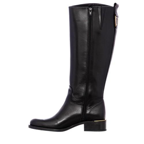 Γυναικείες Μπότες Alpe 4295 04 05 Leather Black Νέες Παραλαβές