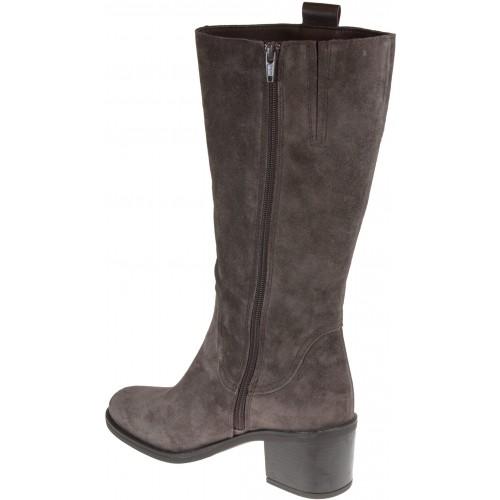 Γυναικείες Μπότες Alpe 4328 11 34 Leather Castor Iman Νέες Παραλαβές
