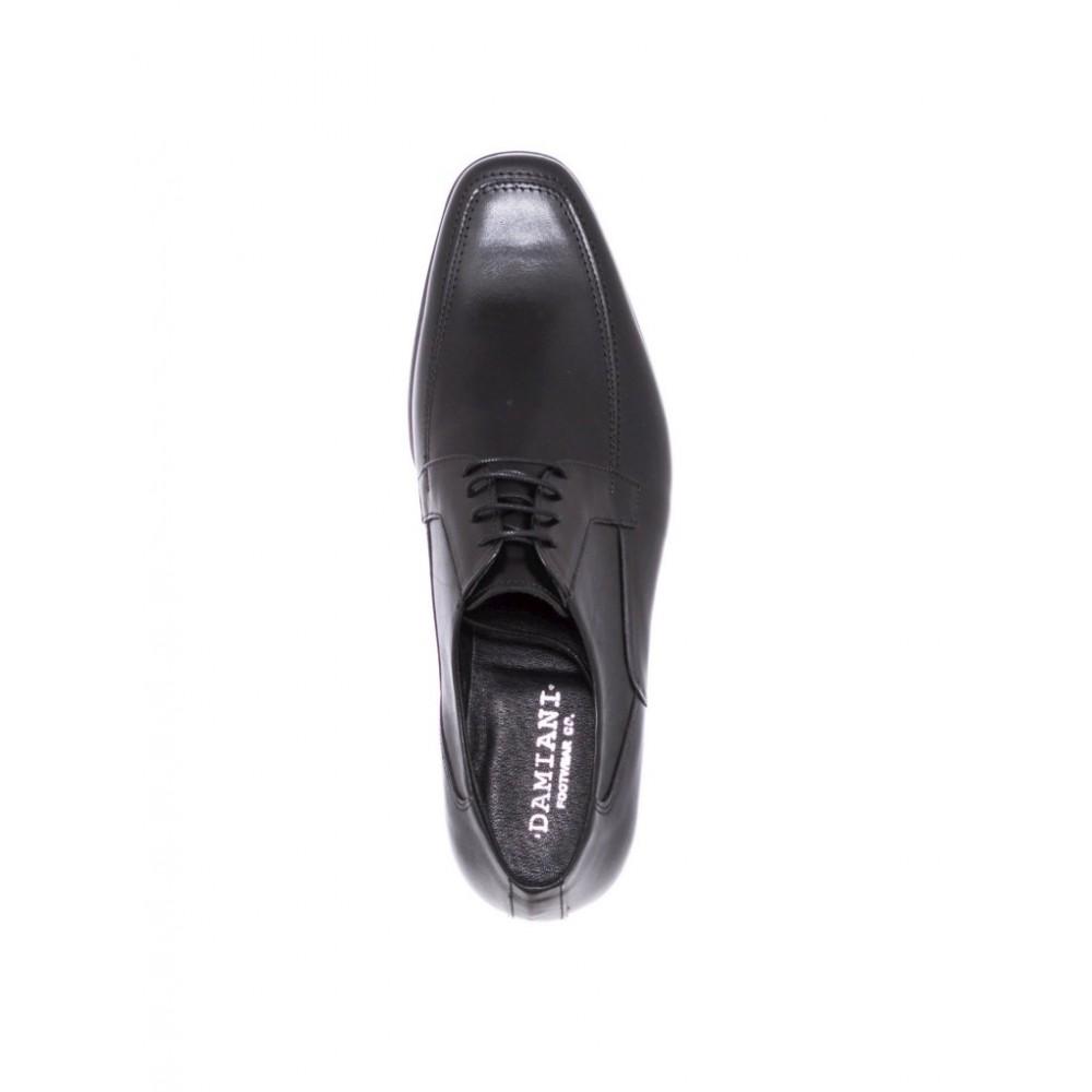 ... Ανδρικά Δετά Σκαρπίνια Damiani 180 Leather Black Νέες Παραλαβές ... 8c91c43307a