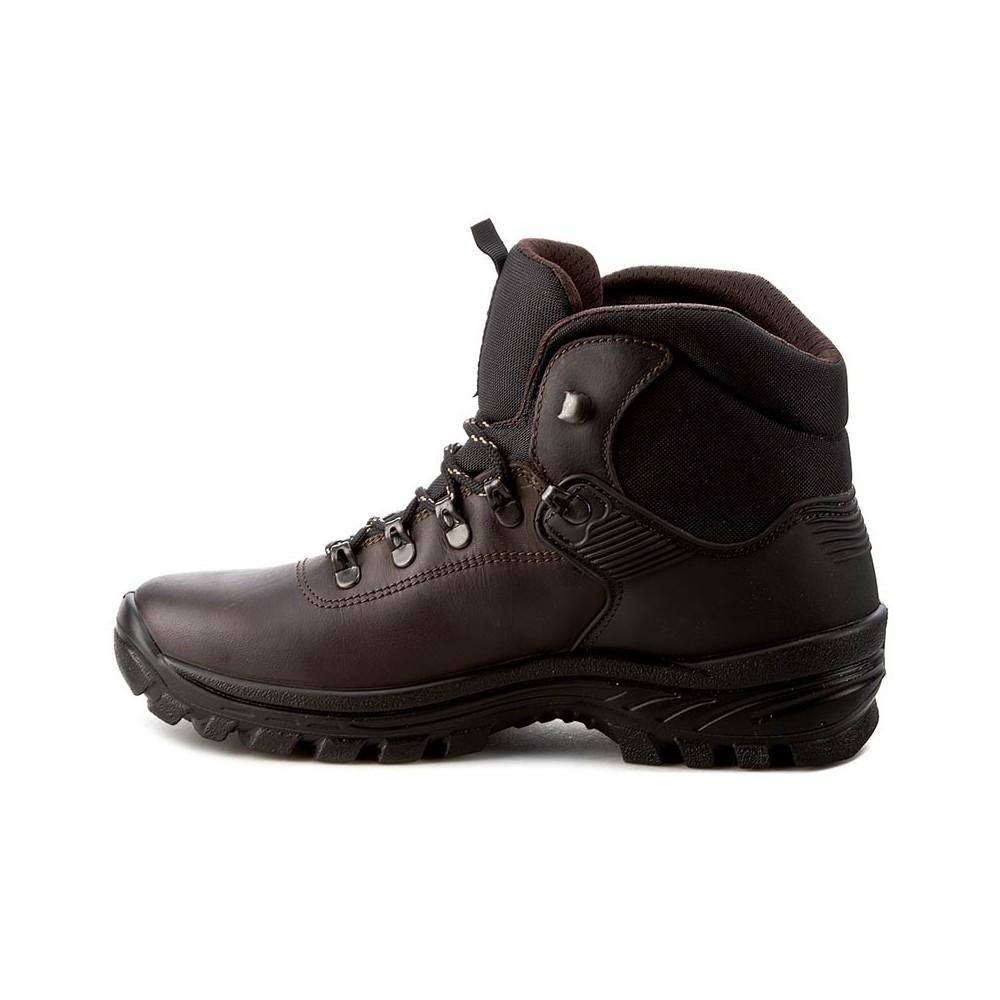 aefdac067f5c -22% Ανδρικά Ορειβατικά Μποτάκια Grisport 10242D26G Leather Brown Ανδρικά  Παπούτσια