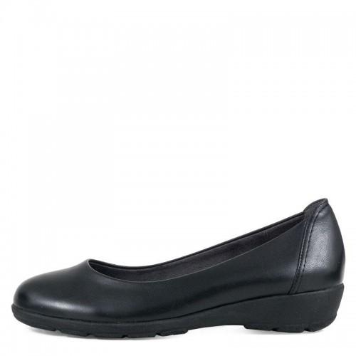 Γυναικείες Μπαλαρίνες Ragazza 0461 Leather Black Γυναικεία Παπούτσια